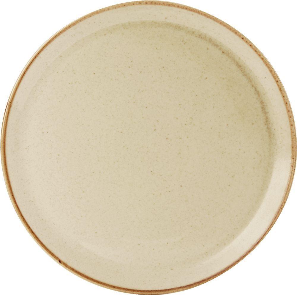 Trigo pizza 28cm Plate