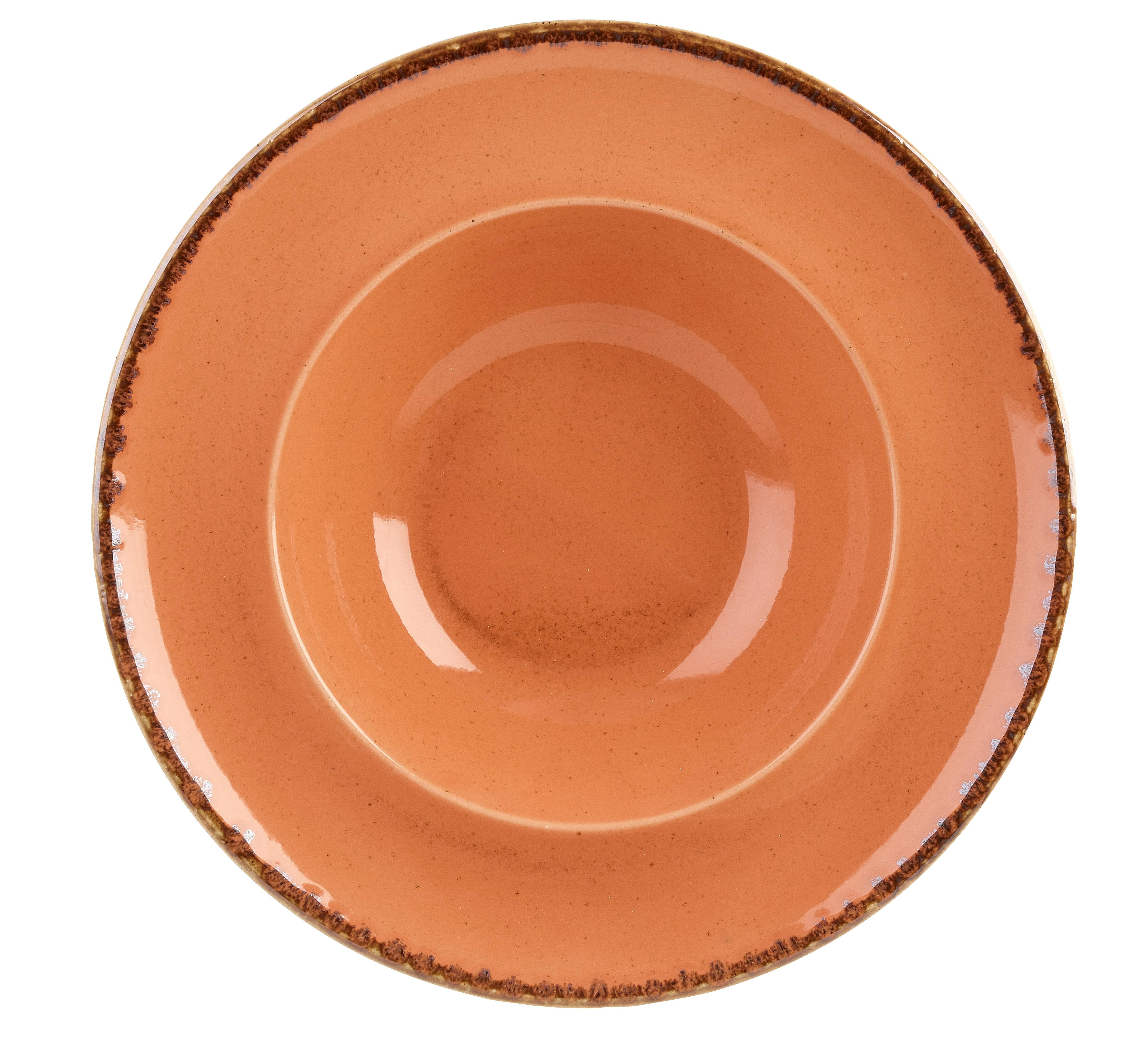 Pasta Coral de la placa de 30 cm