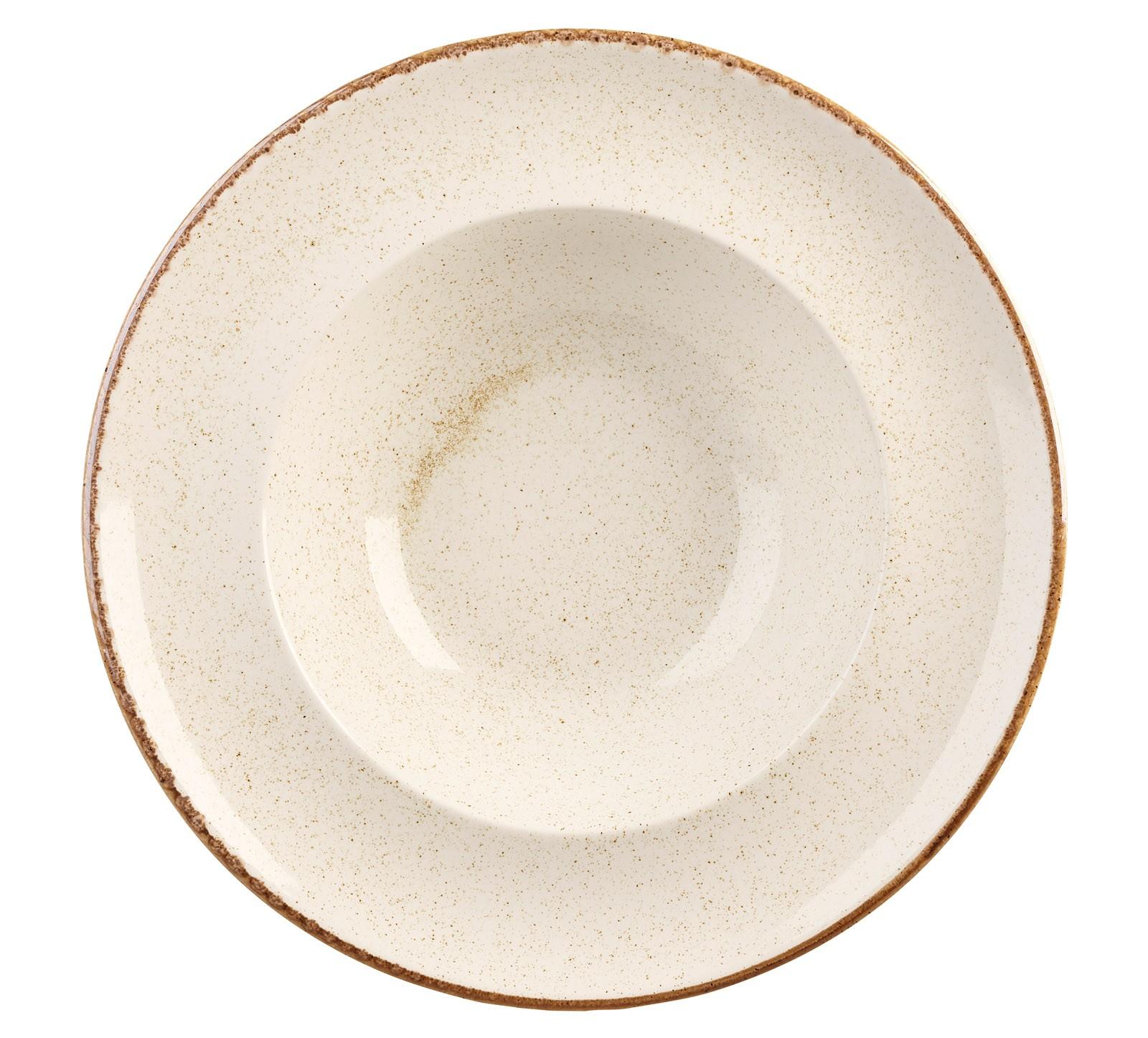 La harina de avena Pasta Placa 30cm