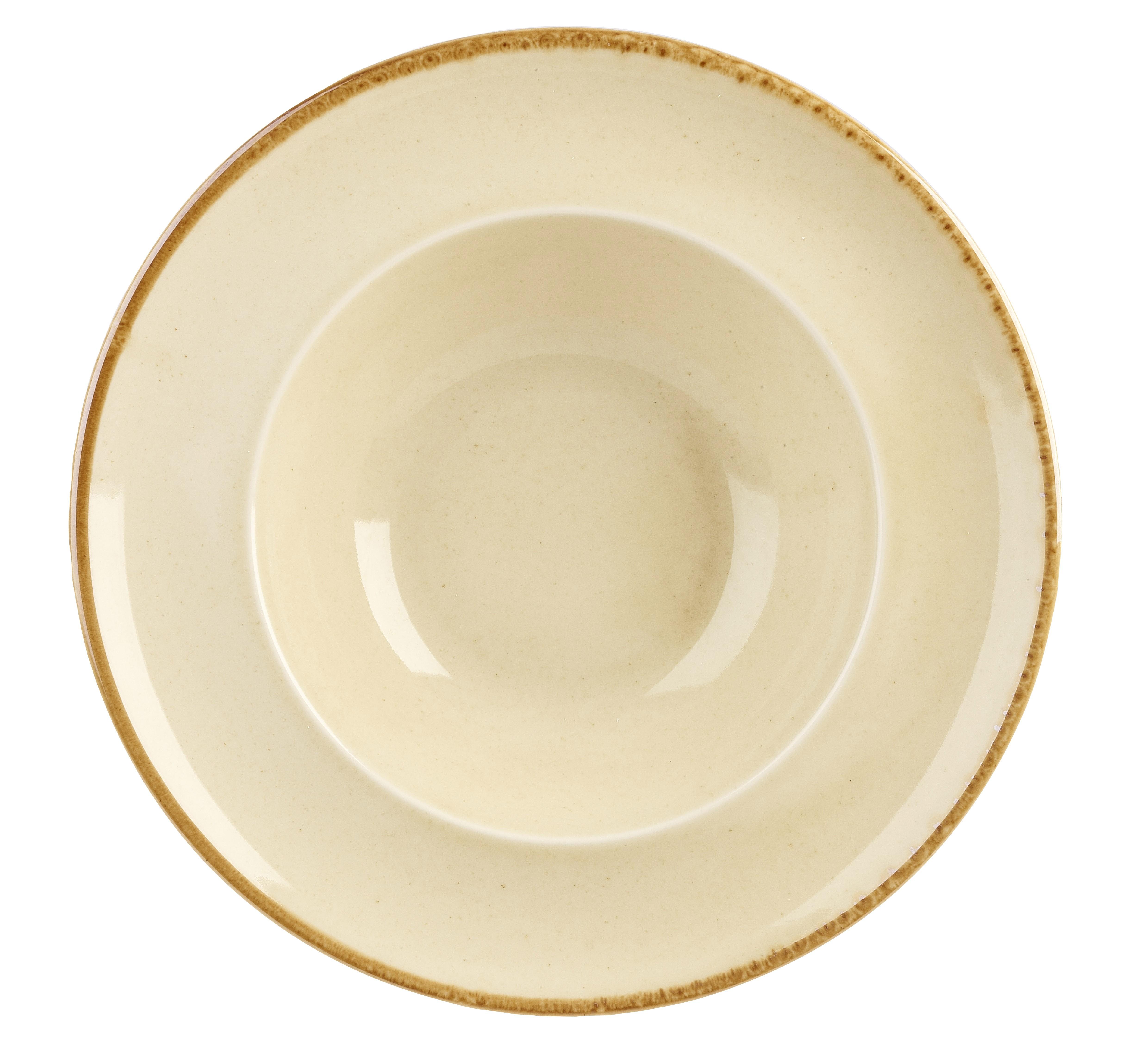 Pasta de trigo Plate 30cm