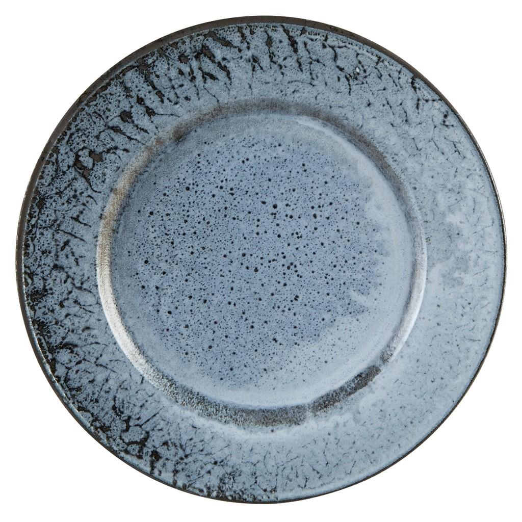 Porcelite Aura Glacier Rimmed Plate 32cm