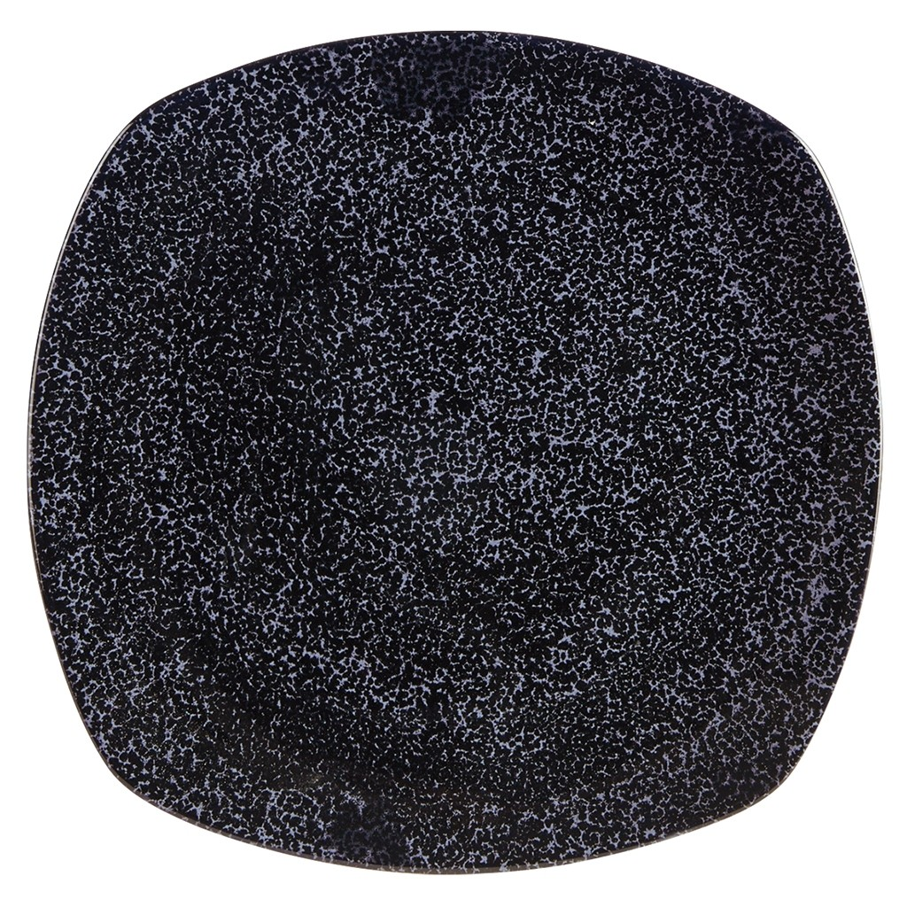 Porcelite Aura Tide Square Plate 27cm