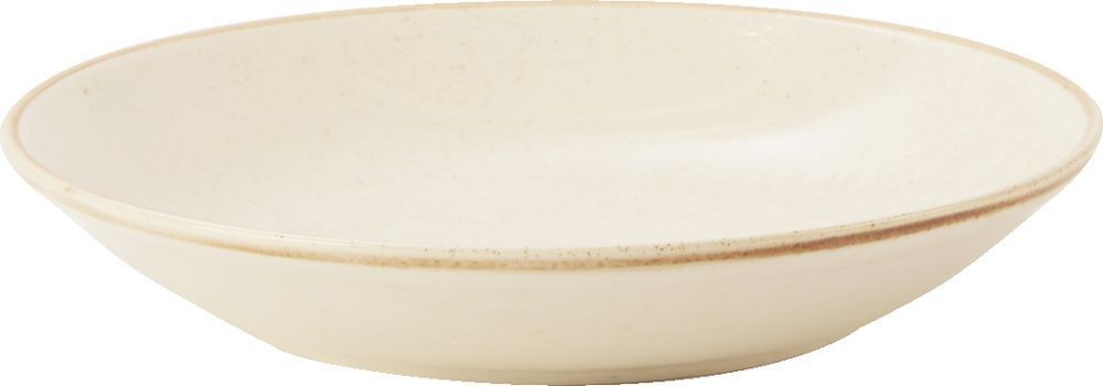 Porcelite Seasons Oatmeal Coupe Bowls 30cm