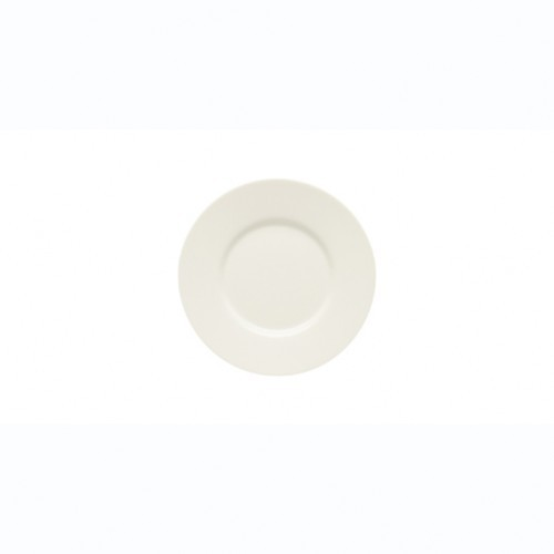 Bauscher Purity Flat Plate with Rim  17cm