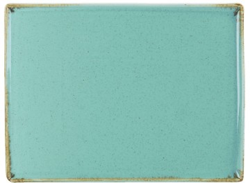 Sea Spray rectangular Plato de 27x20cm / 10.75x8.25""