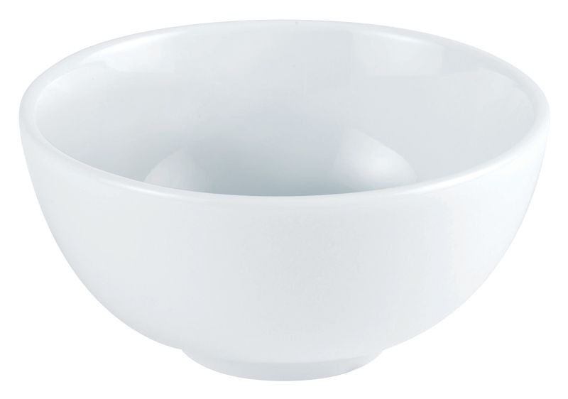 Porcelite White Rice Bowl 13cm