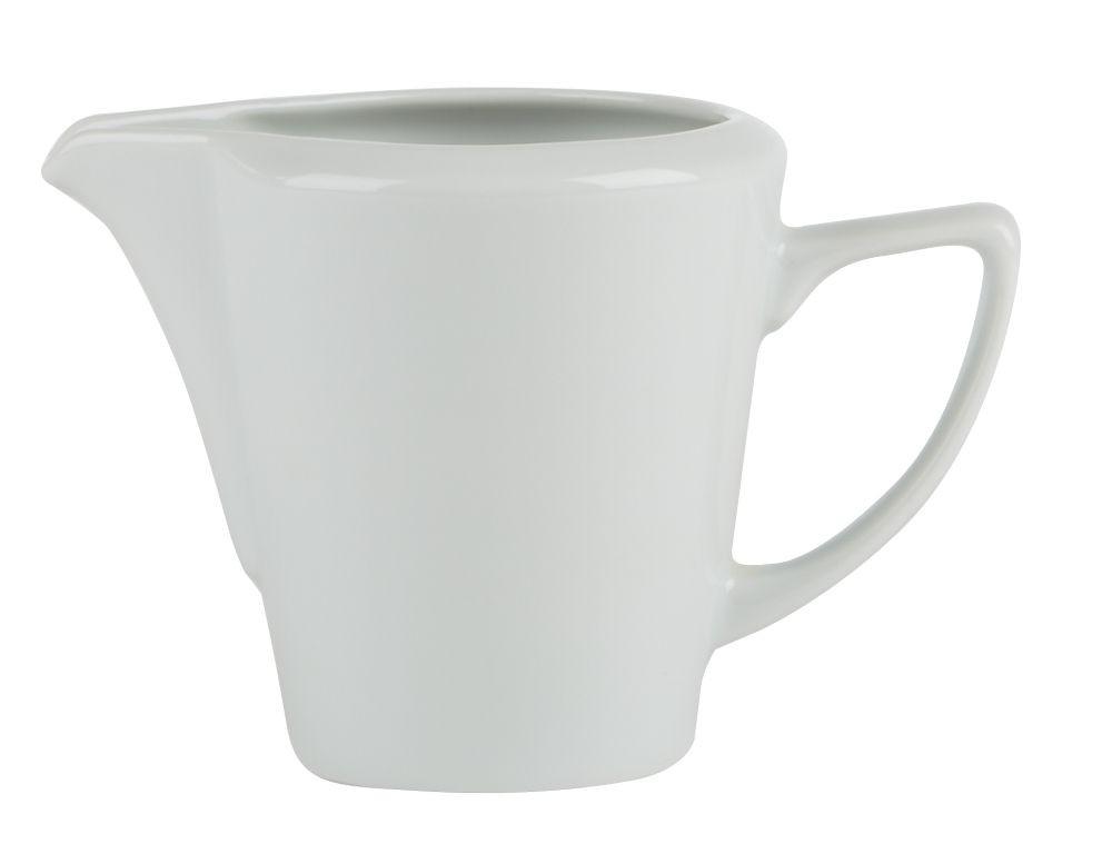 Porcelite White Conic Jug 30cl