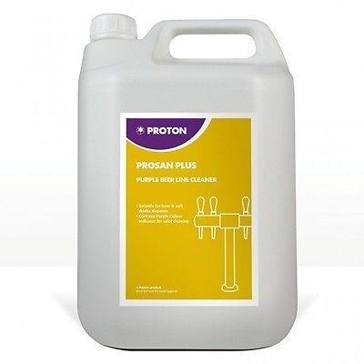 Prosan Plus Purple Beer Line Cleaner