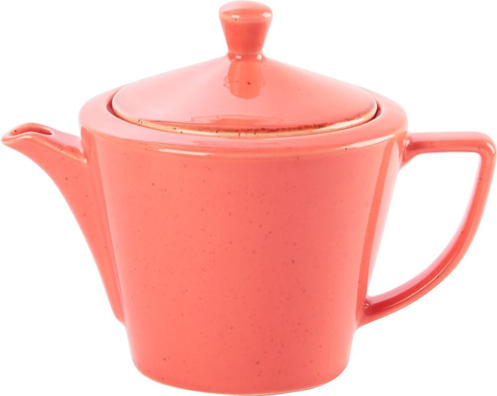 Coral Cónica Tea Pot 50cl / 18 oz