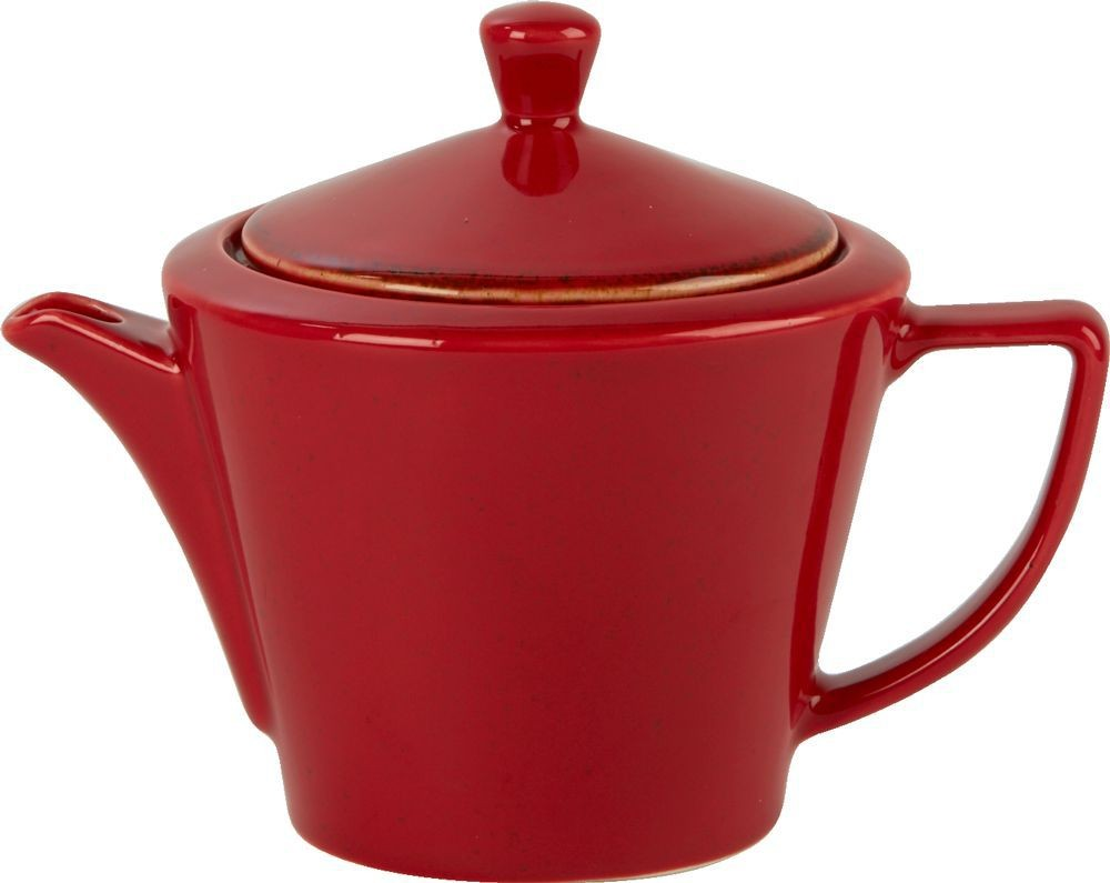 Porcelite Seasons Magma Conic Teapot 18oz / 50cl