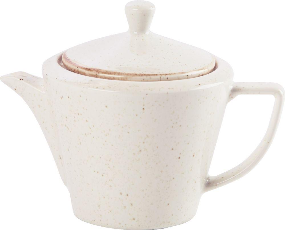 La harina de avena repuesto tapa del pote del té