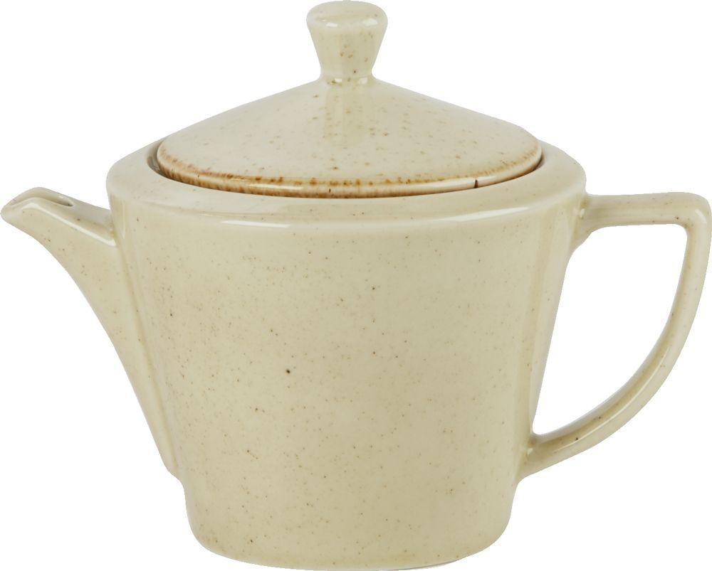Repuesto de trigo tapa del pote del té