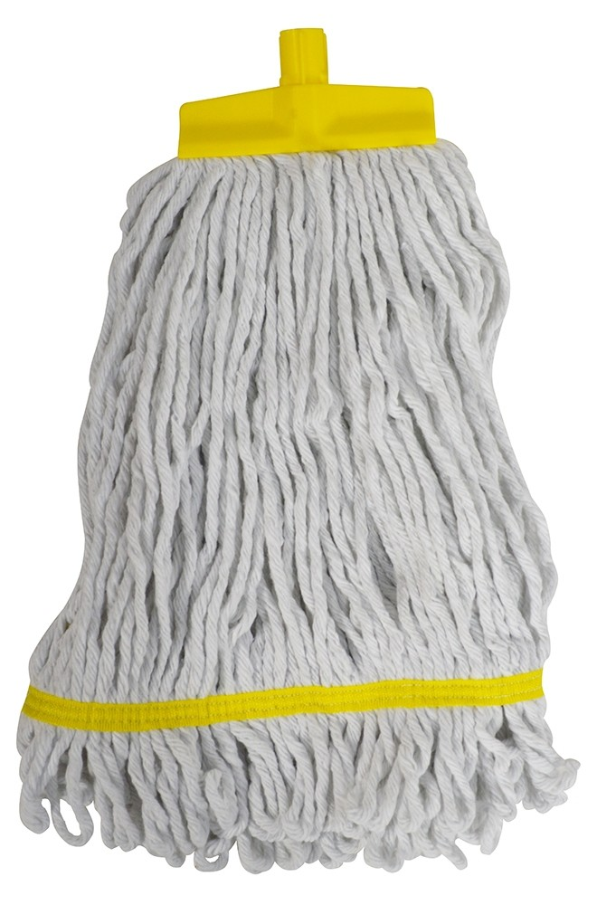 Stayflat Looped Mop Head 16oz Yellow