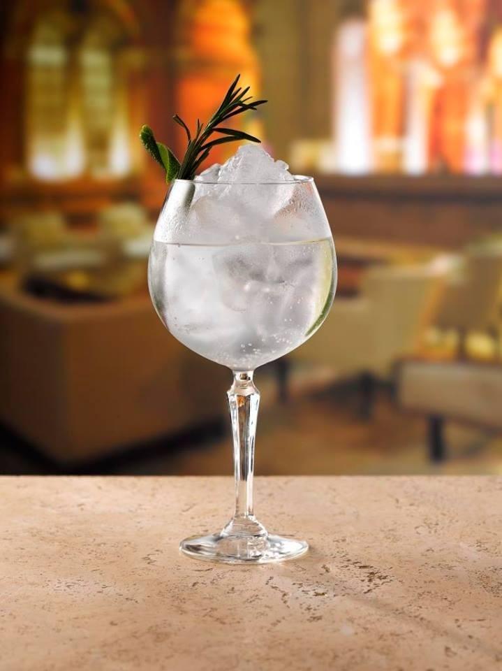 Speakeasy Gin Cocktail Glass 58cl 20.5oz