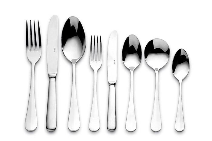 Elia Baguette 18/10 Dessert Fork