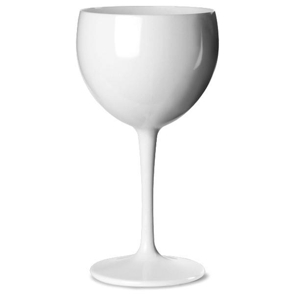 0c994a2f3bb Premium Unbreakable Balloon Wine Glasses White 14oz / 400ml