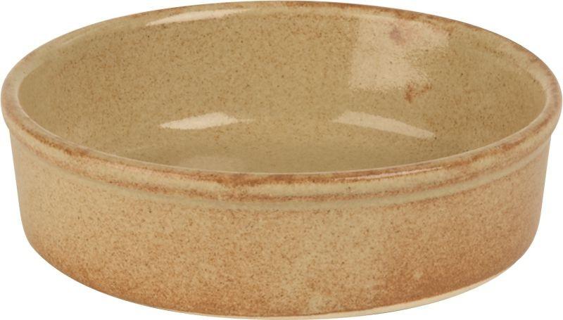 Rustico llama Ronda Tapas del plato de 10 cm / 14CL