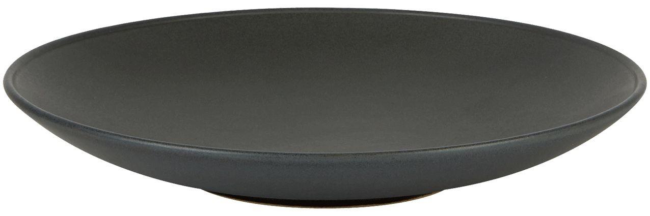 Rustico Carbon Coupe Bowl 30cm
