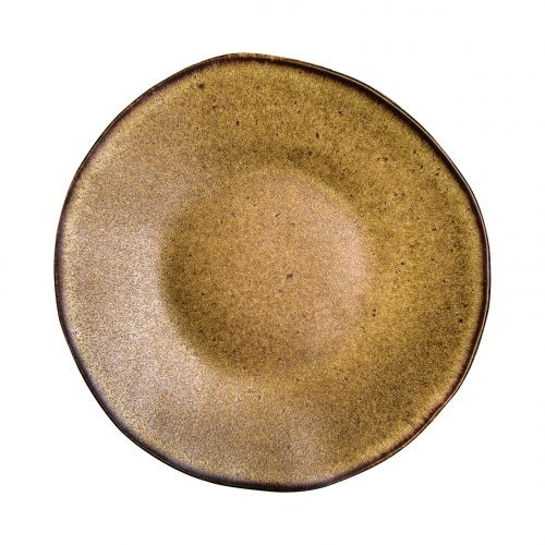 Rustico Natura Postre 21cm Plate