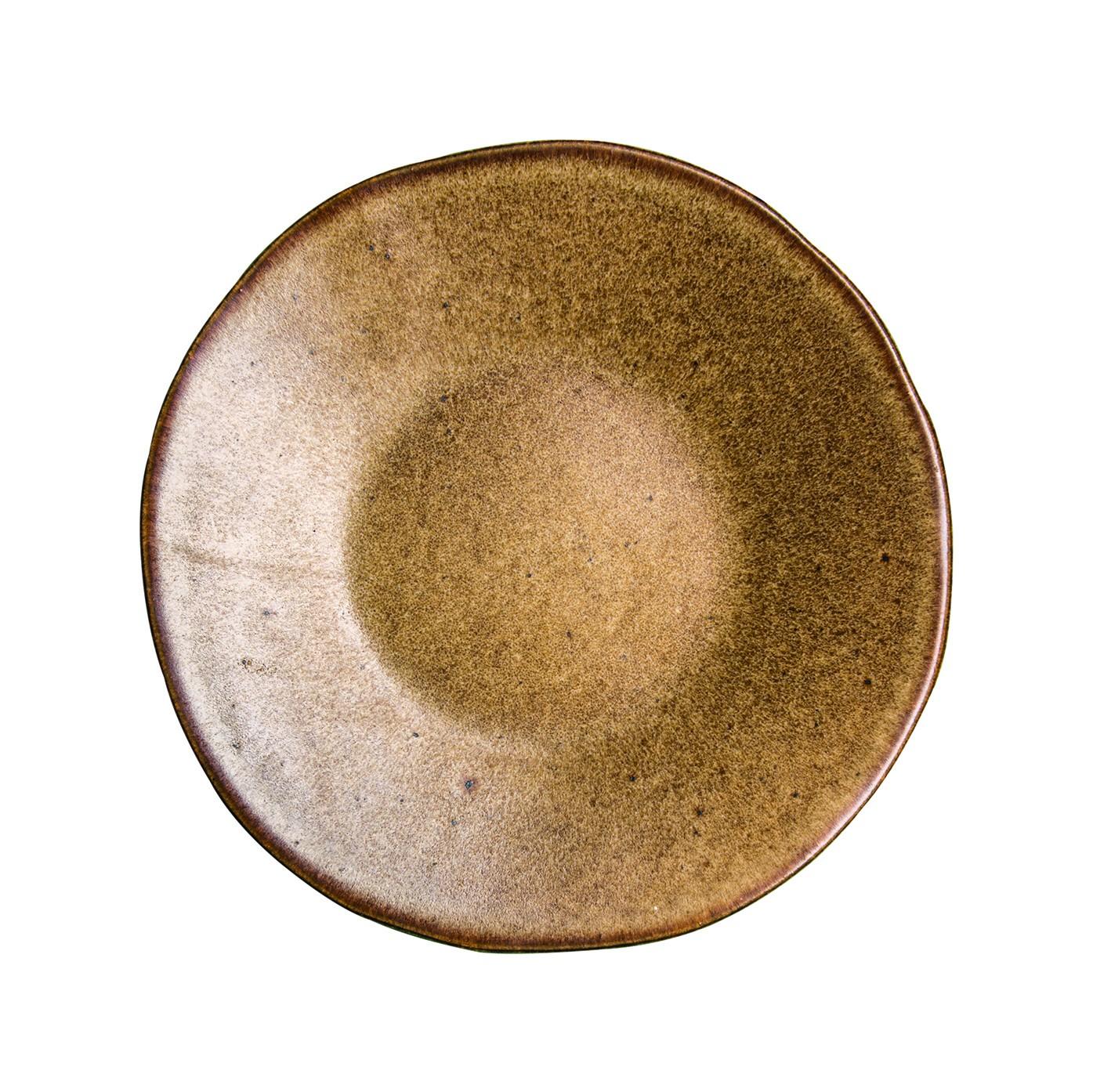 Rustico Natura lateral 16cm Plate