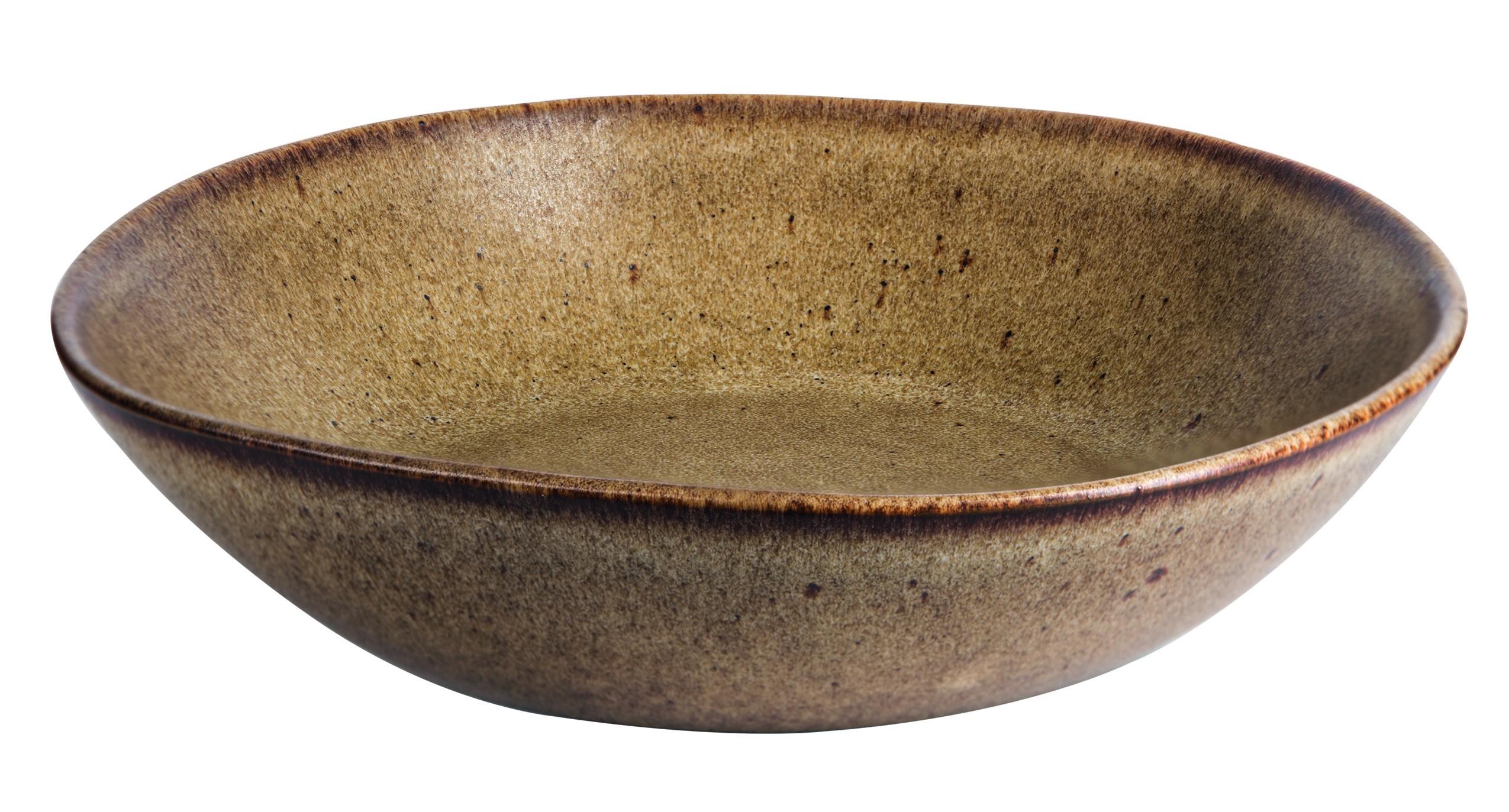 Rustico Natura Pasta Dish 22 x 5cm