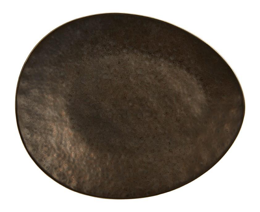 Rustico azteca Sirviendo 35cm Plate