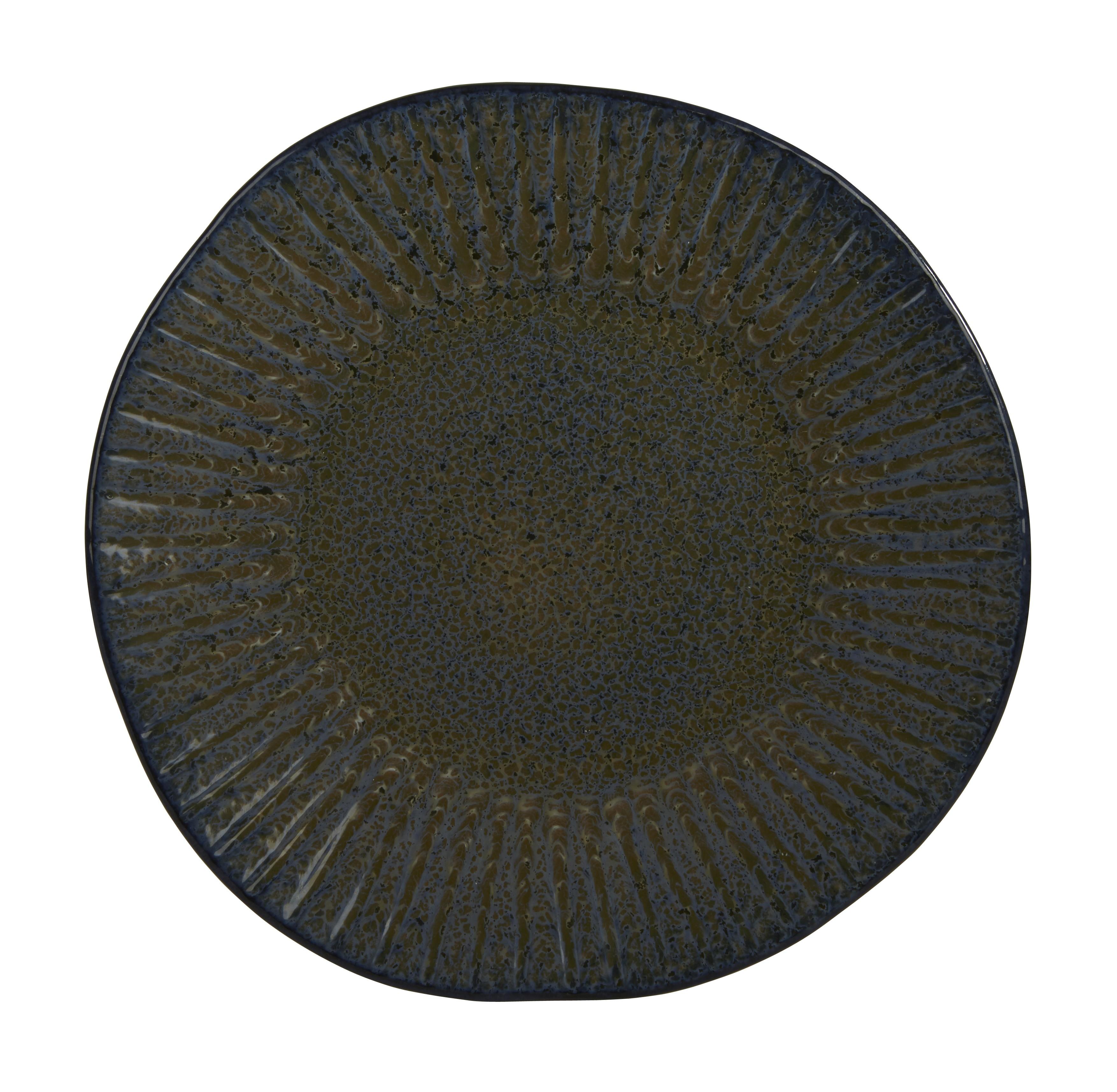 Rustico Impresiones Egeo 28.5cm placa de cena