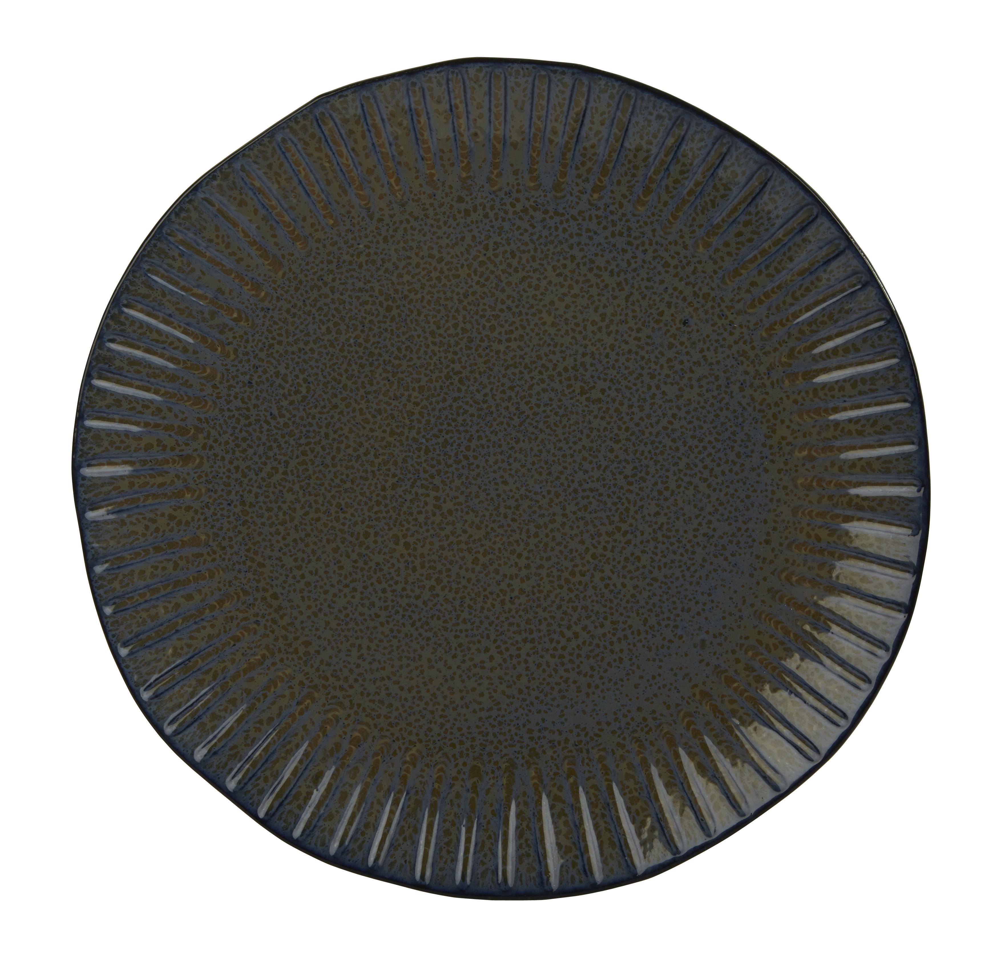 Rustico cargador Egeo Impresiones 31cm Plate
