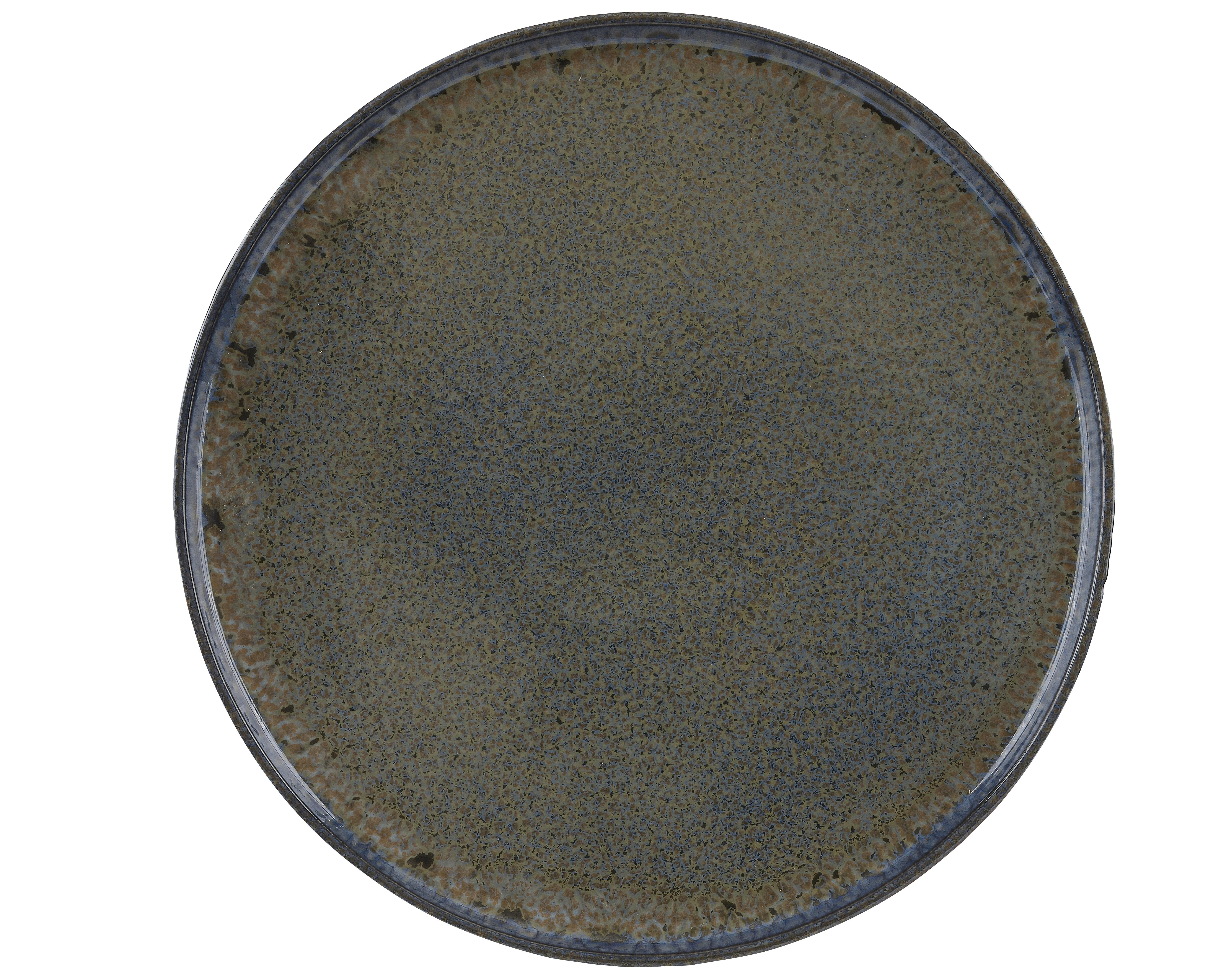 Rustico Impresiones Egeo Presentation Plates 33cm