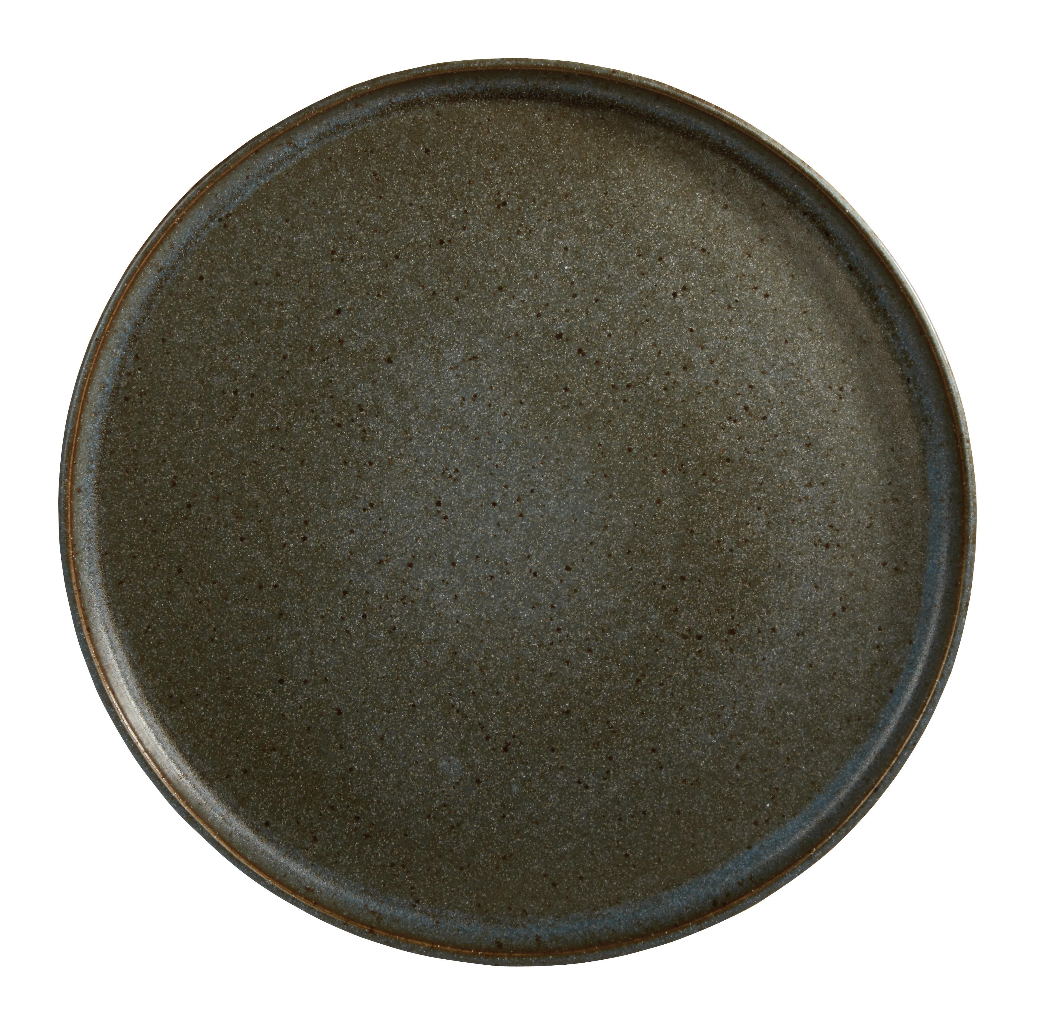 Rustico Impresiones Helecho Presentación 26.5cm Plate