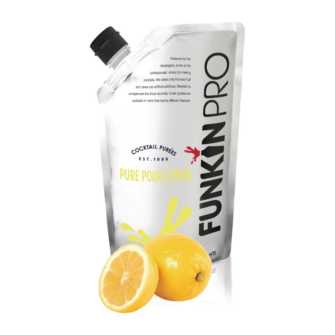 Funkiin Pure Lemon Juice 1kg