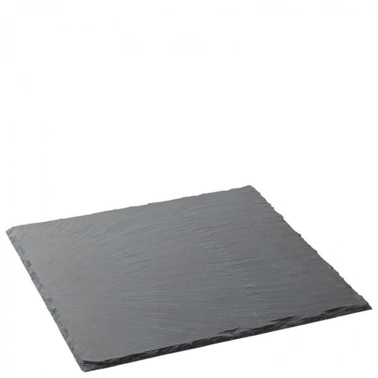 Square Slate Platter 28cm
