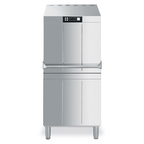 Smeg Topline Professional Hood Type Dishwasher, Double Skinned, 600mm or 500mm Basket