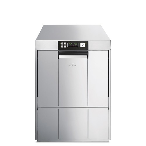 Smeg Topline Professional Glasswasher, Double Skinned, 500mm Basket
