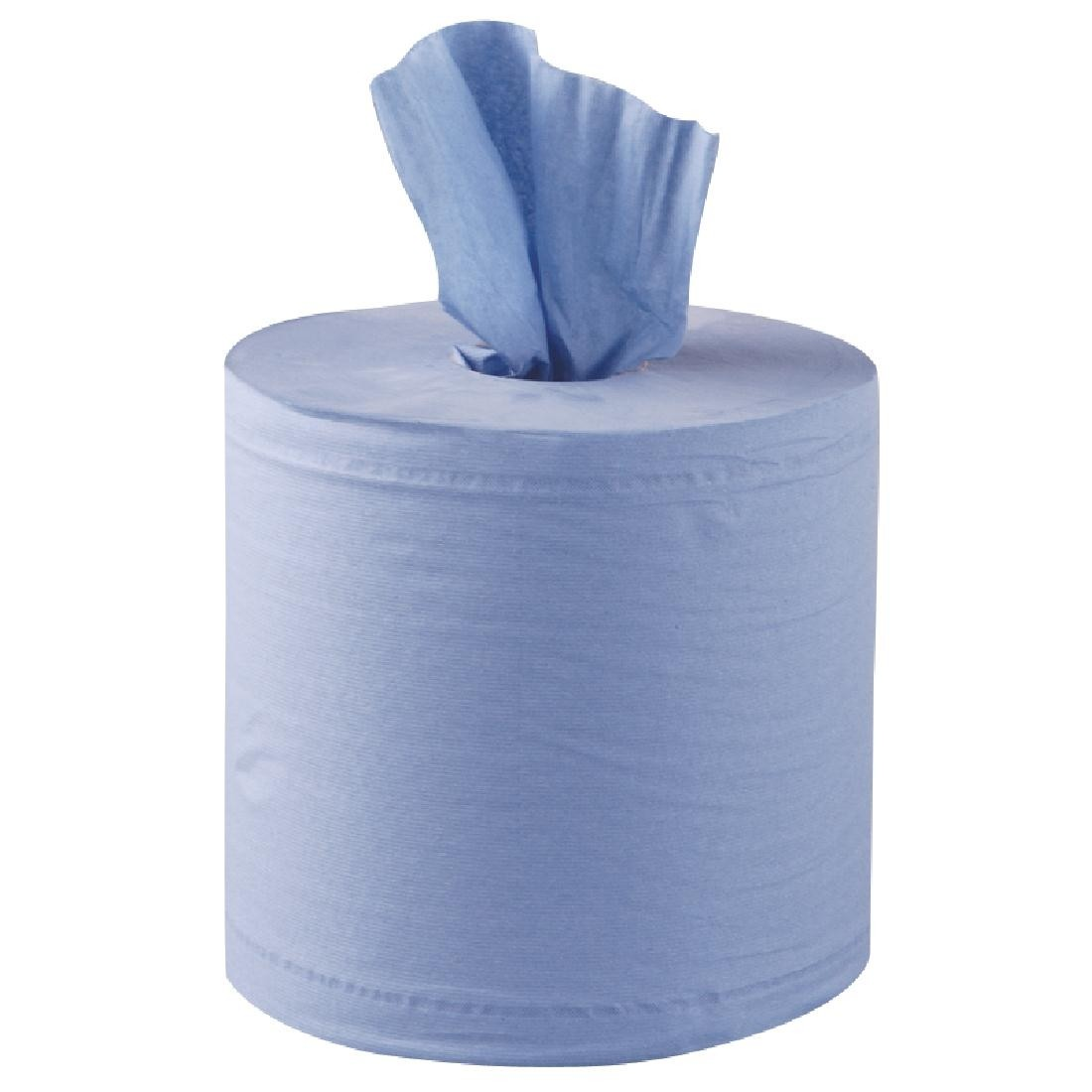 Centrefeed Blue Roll 2ply