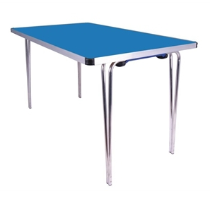 Gopak Folding Table Blue 4ft -