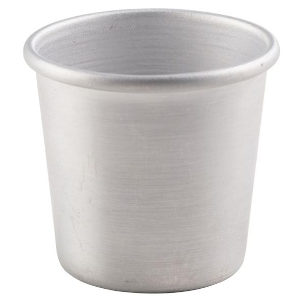 Genware Aluminium Dariole Mould 6.5 x 6cm
