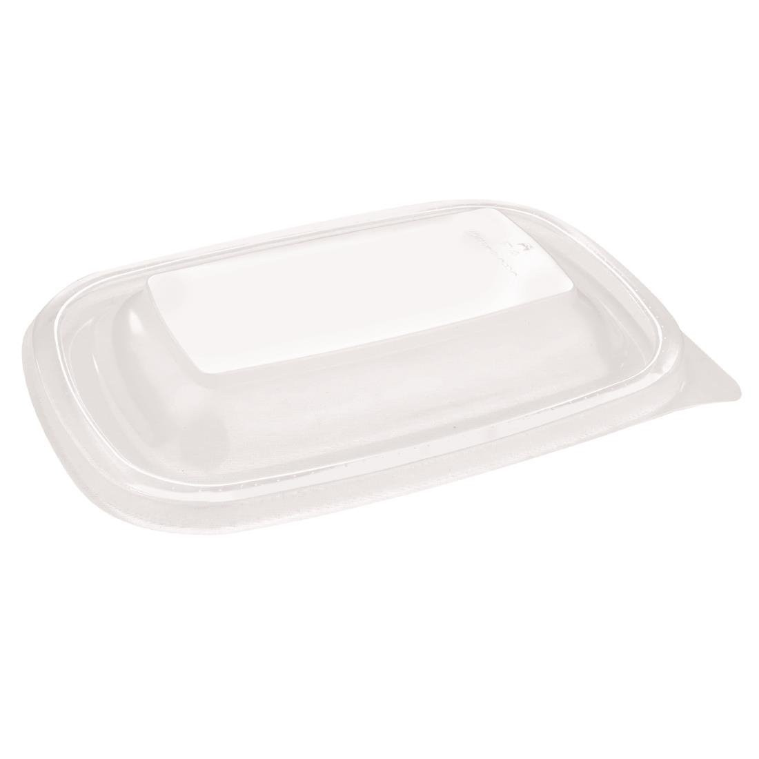 Lids for Sabert Fastpac Rectangular Containers