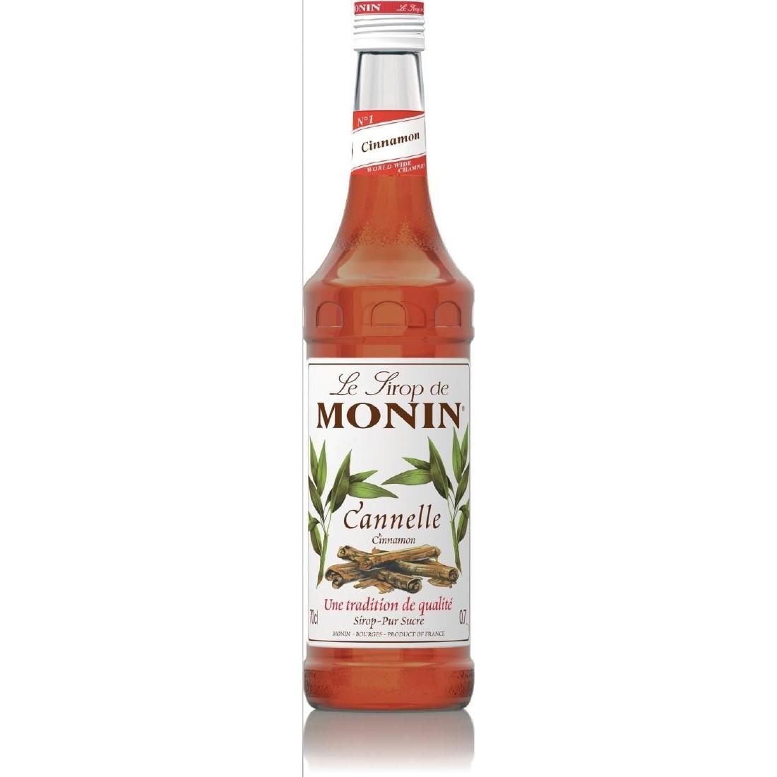 Monin Syrup Cinnamon