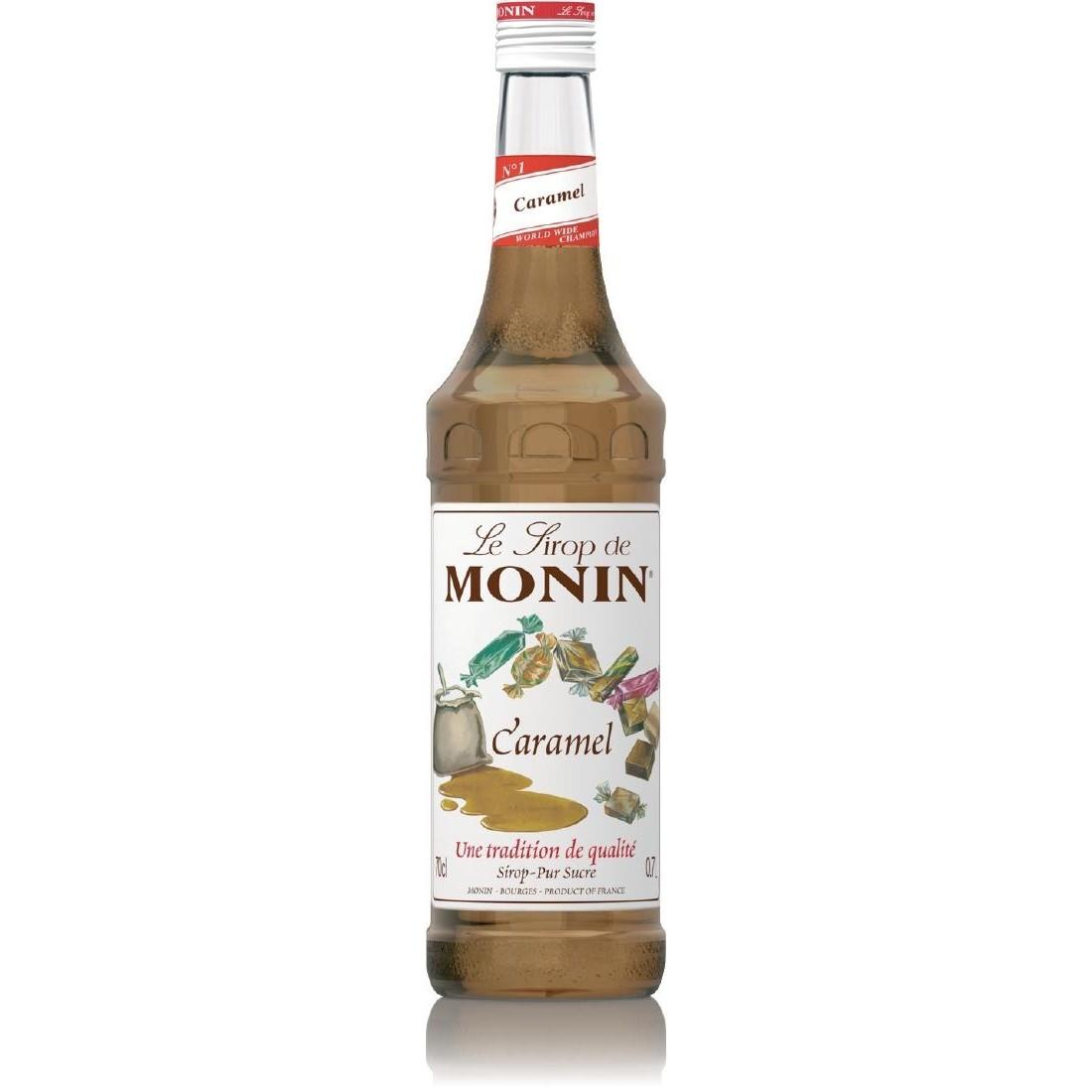 Monin Syrup Sugar Free Caramel