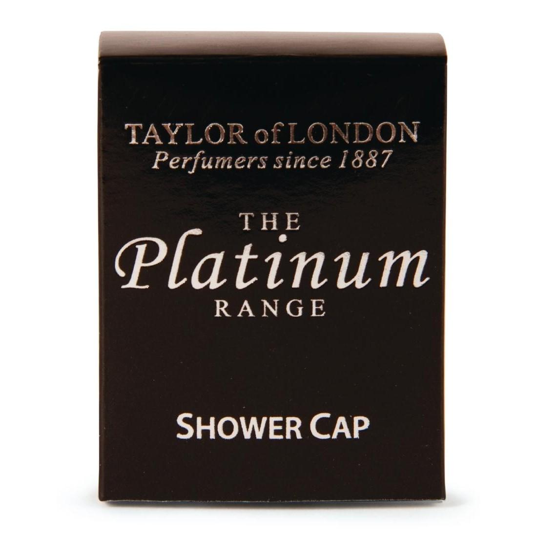 Platinum Range Shower Cap - Box of 100