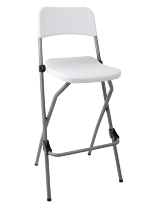 Groovy Bolero Folding Poseur High Stool Gmtry Best Dining Table And Chair Ideas Images Gmtryco