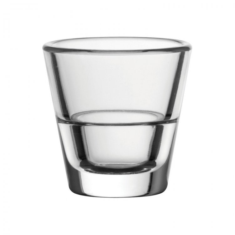 Utopia Venture Polycarbonate Stacking Shot Glasses 1oz / 25ml