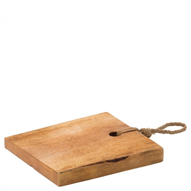 Arizona Angled Mango Plank Serving Board 20cm