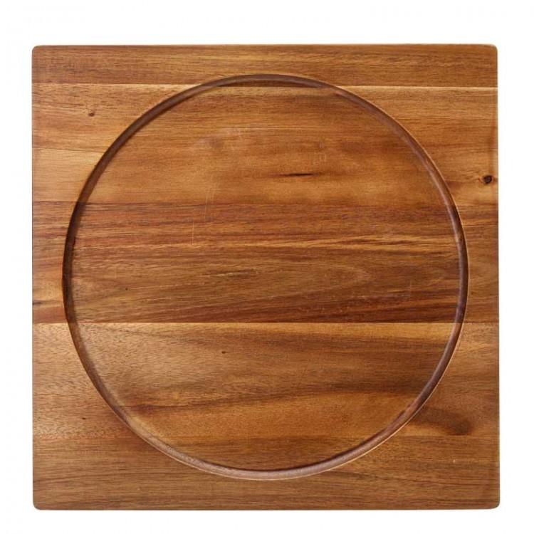 Acacia Presentation/Pizza Boards 30cm