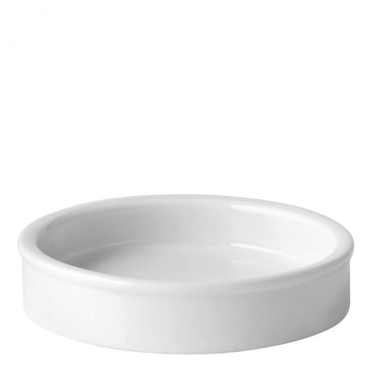 Titan White Tapas Dish 10cm