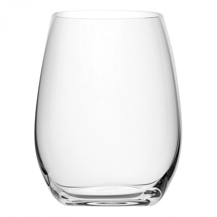 Nude Pure Art Crystal Wine/Water Tumbler 8.75oz (25cl)