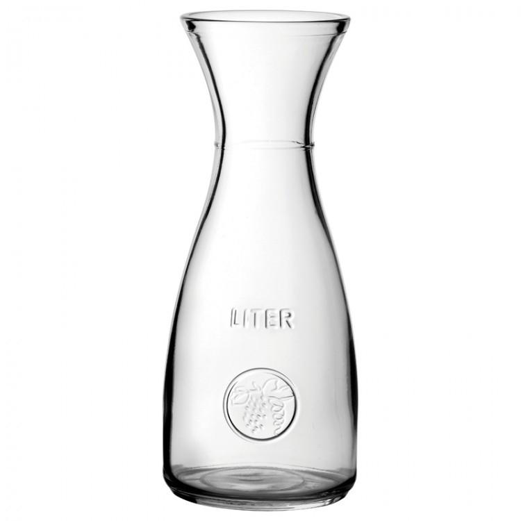 Glass Carafe 0.5 Litre  6 Pack