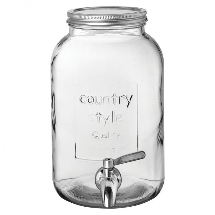 Country Style Punch Barrel 4L / 140oz