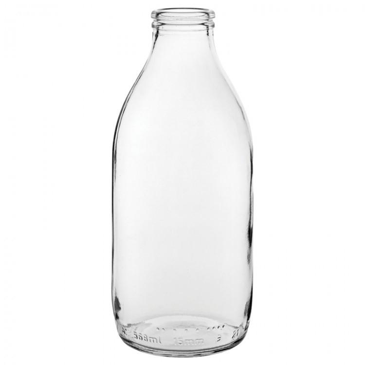 Glass Pint Milk Bottle 20oz (57cl)
